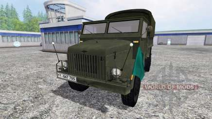 Borgward B 2000 pour Farming Simulator 2015