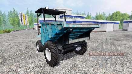 Mini dumper pour Farming Simulator 2015