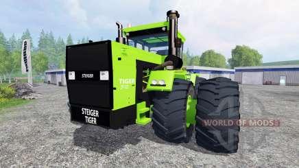 Steiger Tiger III 450 v2.0 pour Farming Simulator 2015