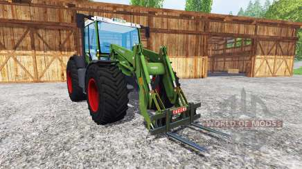 Fendt Xylon 524 v4.0 pour Farming Simulator 2015