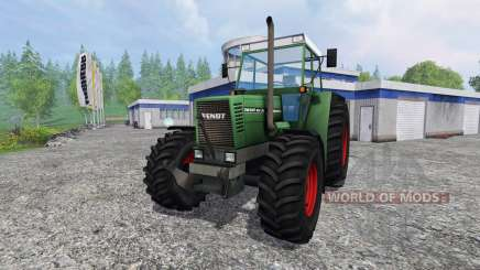 Fendt Favorit 614 LSA Turbomatik v1.1 für Farming Simulator 2015