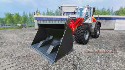 Liebherr L538 [red] pour Farming Simulator 2015