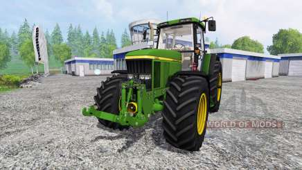 John Deere 7710 für Farming Simulator 2015