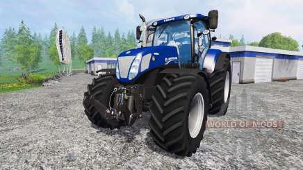 New Holland T7.270 v1.1 pour Farming Simulator 2015