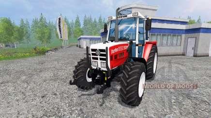 Steyr 8090A Turbo SK2 pour Farming Simulator 2015