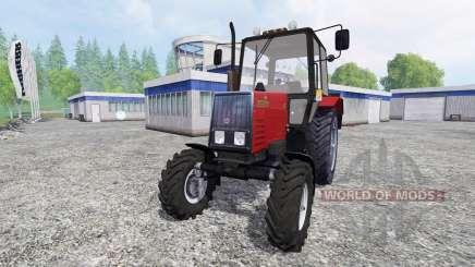 MTZ-Belarus 920 v2.0 für Farming Simulator 2015