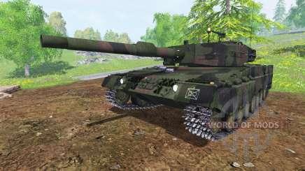 Leopard 2A4 für Farming Simulator 2015