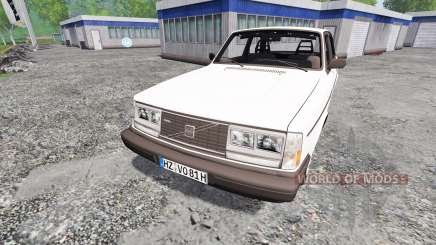 Volvo 242 Turbo für Farming Simulator 2015