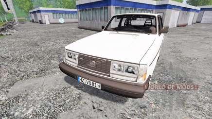 Volvo 242 Turbo pour Farming Simulator 2015