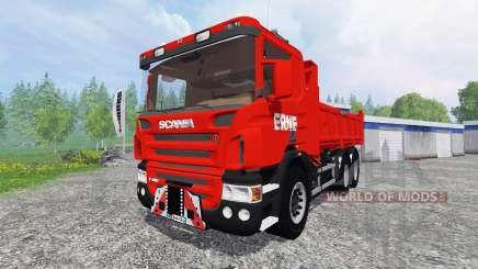 Scania P420 [dumper] für Farming Simulator 2015