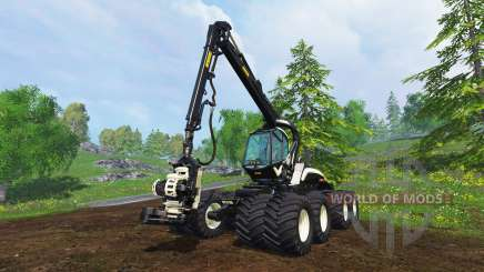 PONSSE Scorpion King [timber] pour Farming Simulator 2015