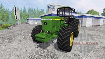 John Deere 4755 v2.2 pour Farming Simulator 2015