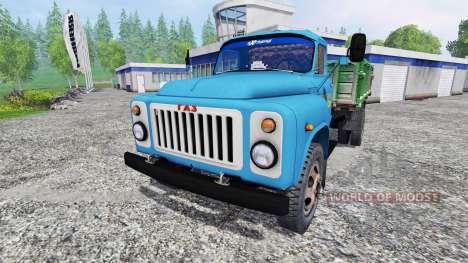 GAZ-53 [zernotrans] v3.0 für Farming Simulator 2015