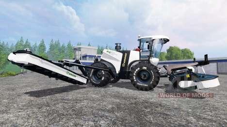 Krone Big M 500 [black] v1.5 pour Farming Simulator 2015