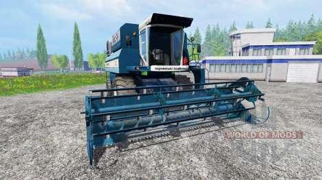 KZS-9-1 Slavutich v2.0 pour Farming Simulator 2015