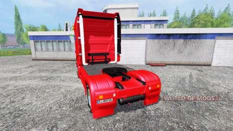 Scania R1000 pour Farming Simulator 2015