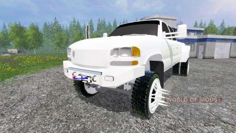 GMC Sierra 3500HD 2006 für Farming Simulator 2015