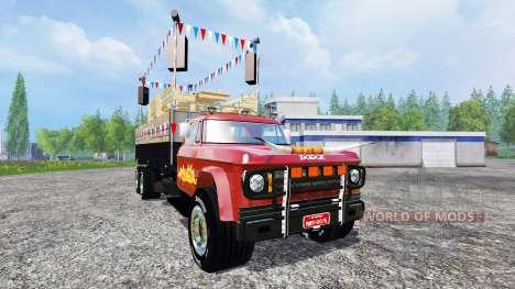 Dodge D700 [partywagen] v1.1 pour Farming Simulator 2015