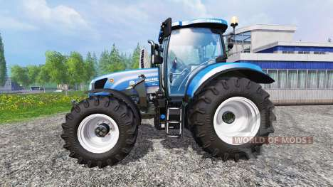 New Holland T6.175 v2.0 für Farming Simulator 2015