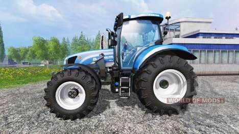 New Holland T6.175 v2.0 pour Farming Simulator 2015
