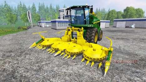 John Deere 8400i v1.1 für Farming Simulator 2015