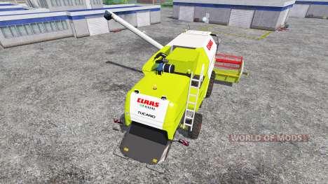 CLAAS Tucano 440 für Farming Simulator 2015