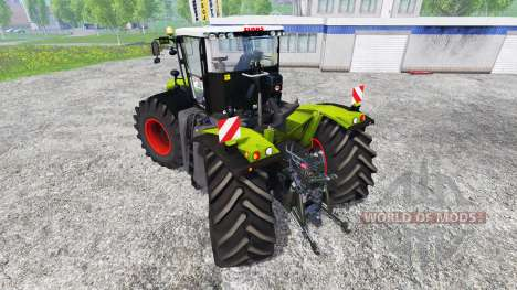 CLAAS Xerion 5000 [washable] für Farming Simulator 2015