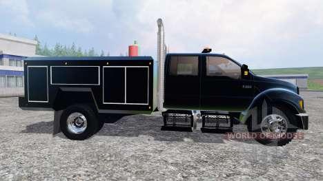 Ford F-650 [pack] für Farming Simulator 2015