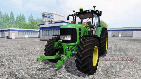 John Deere 6930 v3.3 pour Farming Simulator 2015