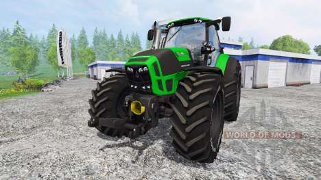 Deutz-Fahr Agrotron 7250 TTV [krone] pour Farming Simulator 2015