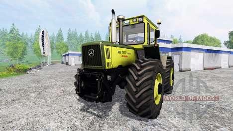 Mercedes-Benz Trac 1800 Intercooler pour Farming Simulator 2015