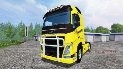 Volvo FH16 pour Farming Simulator 2015