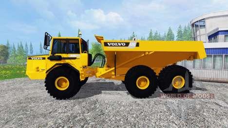 Volvo BM A25C 6x6 [final] pour Farming Simulator 2015