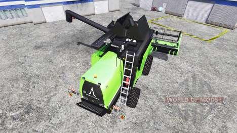 Deutz-Fahr 6095 HTS v1.3 für Farming Simulator 2015