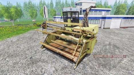 Fortschritt E 281 für Farming Simulator 2015