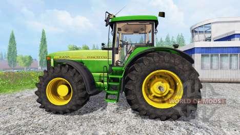 John Deere 8400 für Farming Simulator 2015