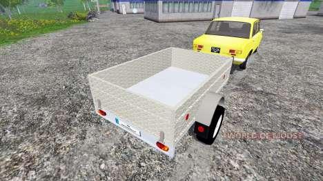VAZ-2101 v2.0 pour Farming Simulator 2015