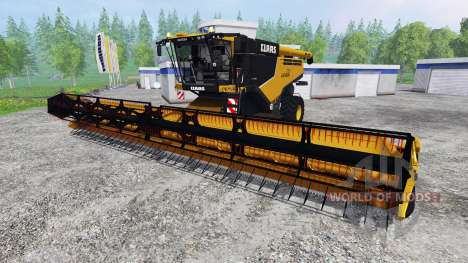 CLAAS Lexion 780TT USA pour Farming Simulator 2015