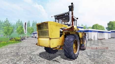 RABA Steiger 245 [csabacsud] pour Farming Simulator 2015