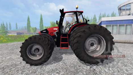 Hurlimann XL 130 [twin wheels] pour Farming Simulator 2015