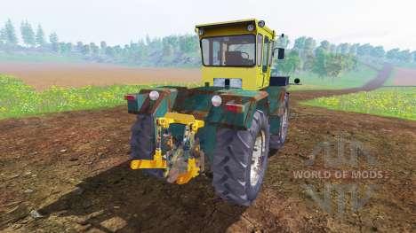 RABA Steiger 245 [henchida] pour Farming Simulator 2015
