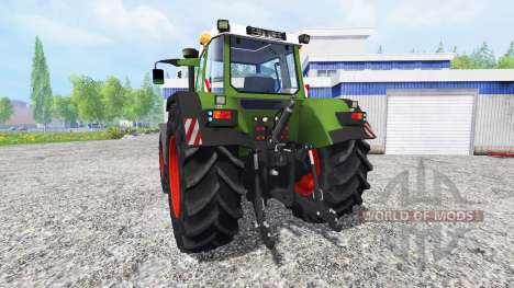 Fendt Favorit 515C [washable] v3.0 für Farming Simulator 2015