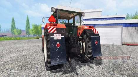 Zetor ZTS 16245 v3.0 pour Farming Simulator 2015