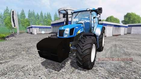 New Holland TS 135A pour Farming Simulator 2015