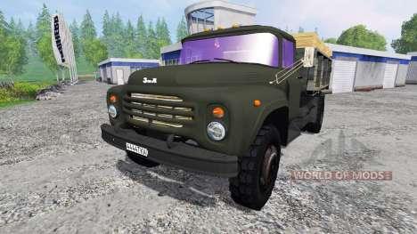 ZIL-130 v1.3 pour Farming Simulator 2015
