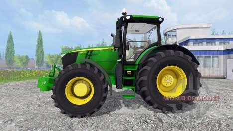 John Deere 7270R [washable] für Farming Simulator 2015