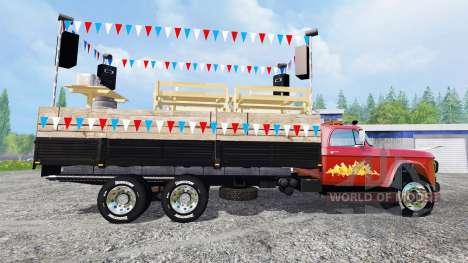 Dodge D700 [partywagen] v1.1 für Farming Simulator 2015