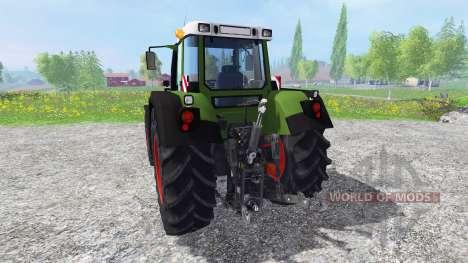 Fendt 818 Vario TMS pour Farming Simulator 2015
