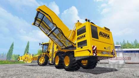 ROPA euro-Tiger V8-3 XL v2.1 für Farming Simulator 2015
