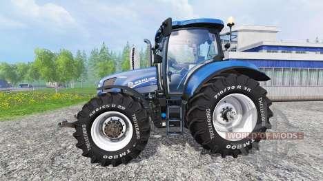 New Holland T6.175 v1.2 pour Farming Simulator 2015